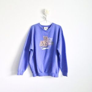 Vintage Graphic Crewneck